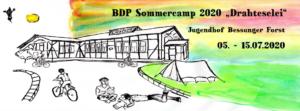 Sommercamp 2020 ist wegen Corona abgesagt @ Jugendhof Bessunger Forst